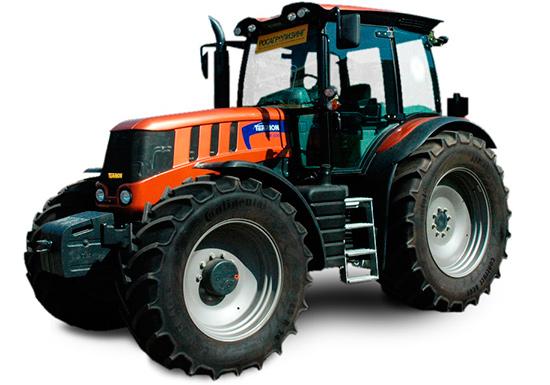 Реферат: Трактор МТЗ-82 и его эксплуатационные материалы.